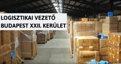 Logisztikai vezető - Budapest XXII. kerület - SANIMIX