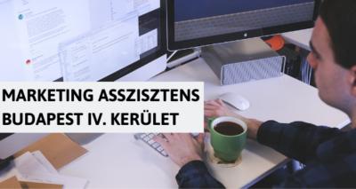 Marketing asszisztens - Budapest IV. kerület - Jebeto Kft.