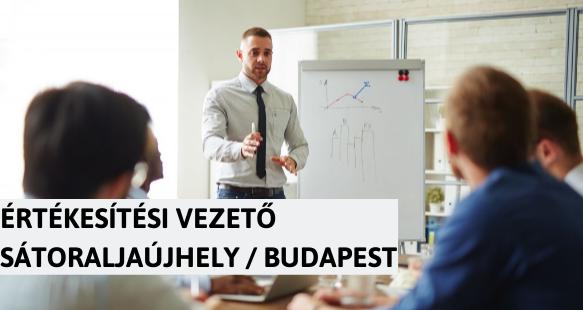 Értékesítési vezető - Sátoraljaújhely _ Budapest - Zemplén Gourmet
