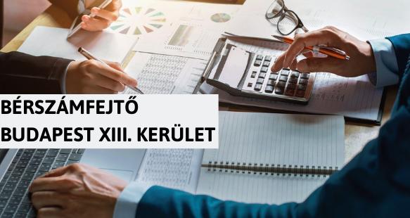 Bérszámfejtő - Budapest XIII. kerület - Next Accounting