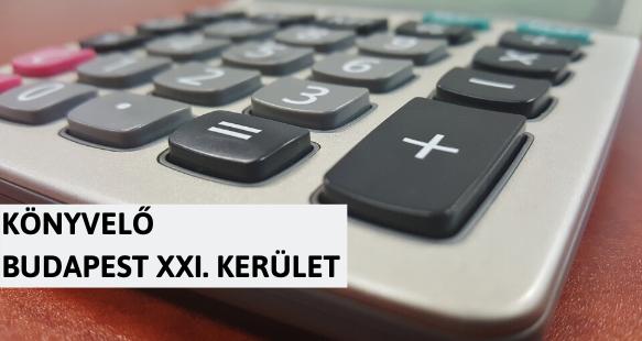 Könyvelő - Budapest XXI. kerület - ECOEXP Kft.