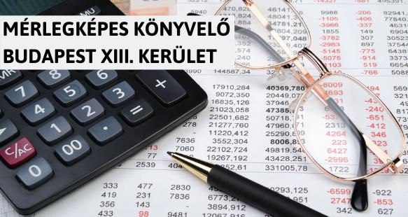 Mérlegképes Könyvelő - Budapest XIII. kerület - Next Accounting