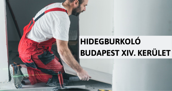 HIDEGBURKOLÓ - Budapest XIV. kerület