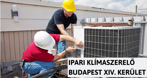 Ipari klímaszerelő Budapest XIV. kerület