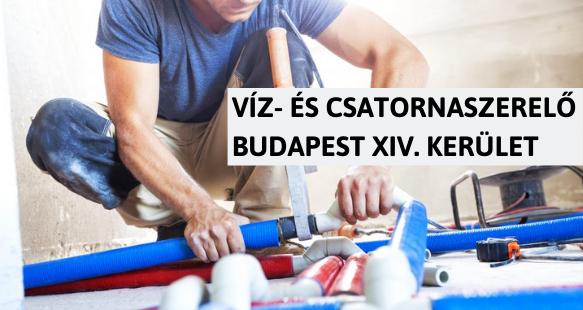 Víz- és csatornaszerelő Budapest XIV. kerület